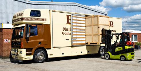 Shipping Company Maidstone